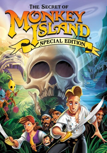The Secret of Monkey Island (2009) PC