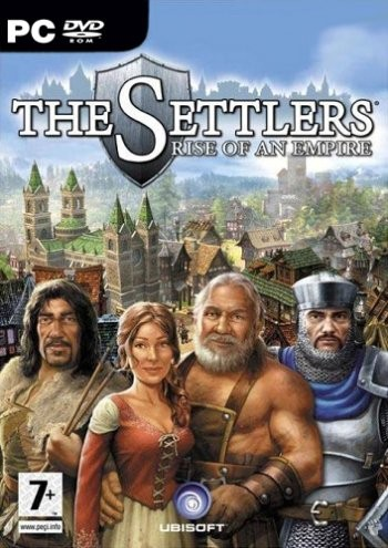 The Settlers 6: Rise of an Empire - Gold Edition (2008) PC