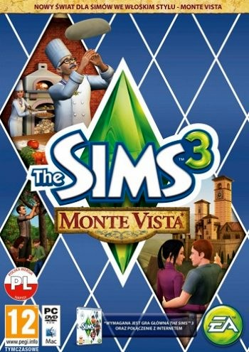 The Sims 3: Monte Vista (2013) PC