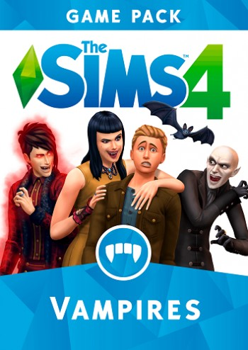 The Sims 4: Вампиры (2017)
