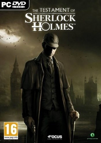 The Testament of Sherlock Holmes (2012) PC