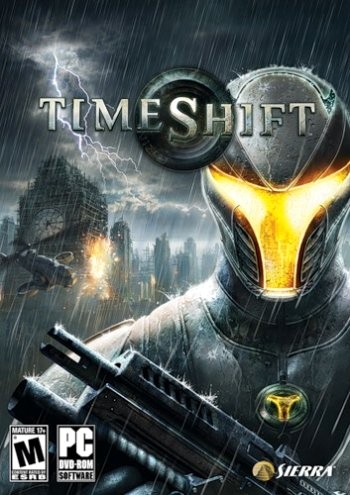 TimeShift (2007) PC