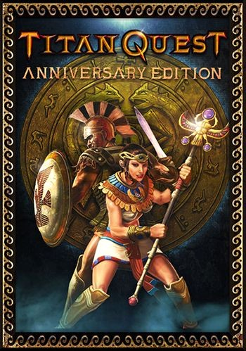 Titan Quest - Anniversary Edition (2016) PC