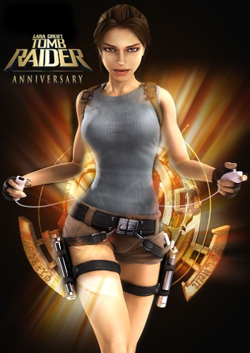 Tomb Raider: Anniversary (2007) PC