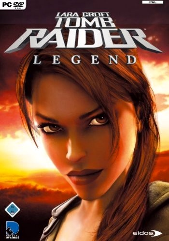 Tomb Raider: Legend (2006) PC