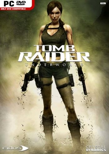 Tomb Raider: Underworld (2008) PC