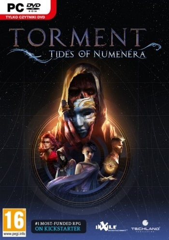 Torment: Tides of Numenera [v 1.0.1] (2017) PC