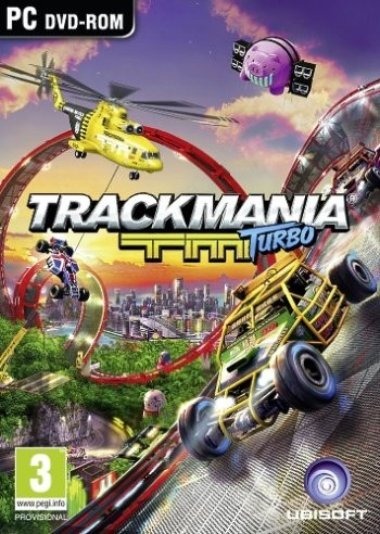 Trackmania Turbo (2016) PC