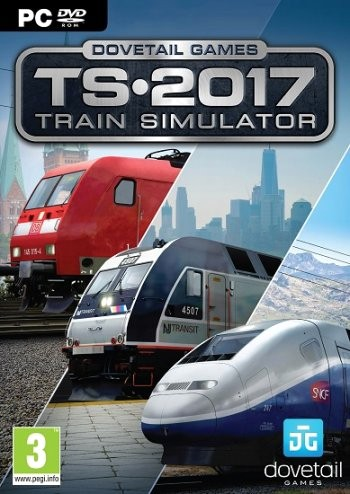 Train Simulator 2017 (2016) PC