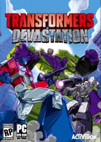 Transformers: Devastation (2015) PC