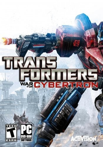Transformers War for Cybertron (2010)