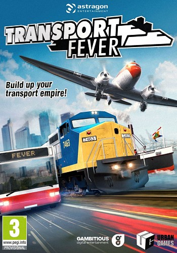 Transport Fever (2016) PC