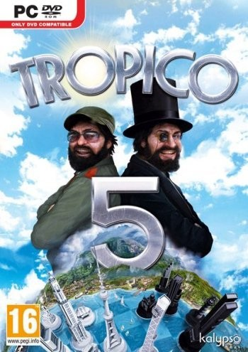 Tropico 5: Steam Special Edition (2014)
