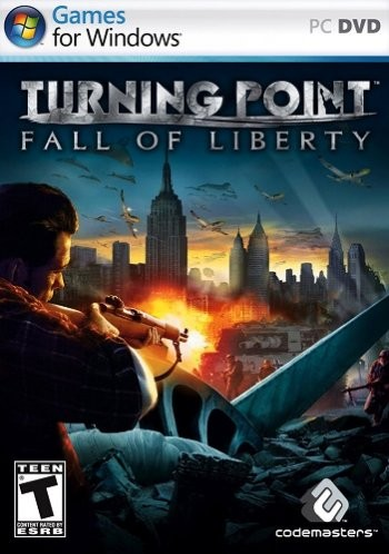 Turning Point: Fall of Liberty (2008) PC