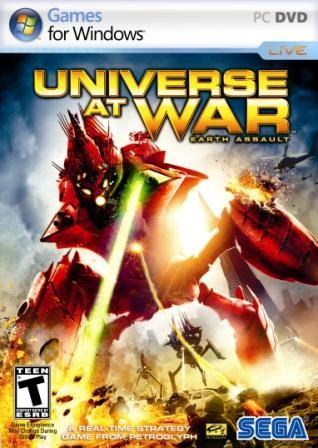 Universe at War: Earth Assault (2007) PC