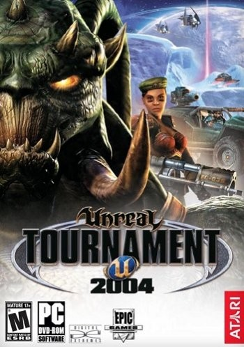 Unreal Tournament 2004 Ludicrous Edition (2004) PC