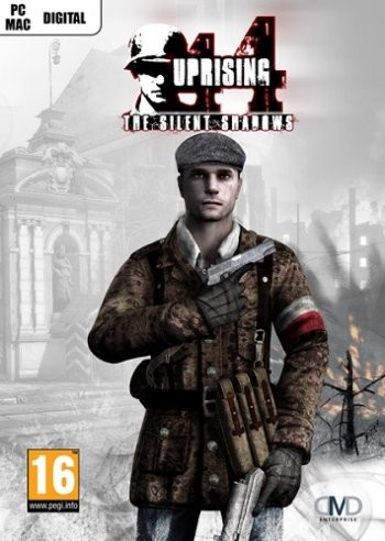 Uprising 44: The Silent Shadows (2012) PC