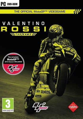 Valentino Rossi The Game (2016) PC