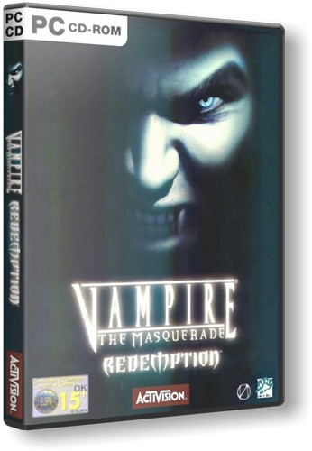 Vampire: The Masquerade Redemption (2000) PC