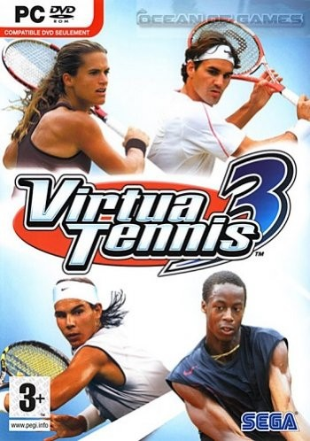 Virtua Tennis 3 (2007) PC