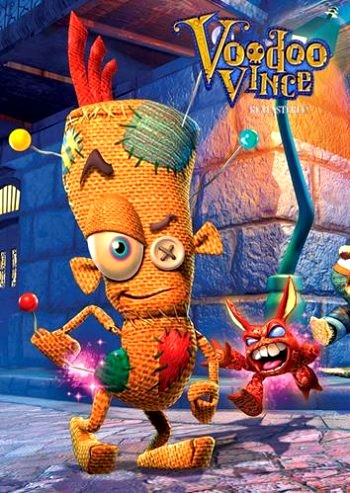 Voodoo Vince: Remastered (2017) PC