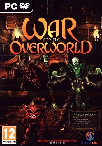 War for the Overworld: Gold Edition (2015) PC