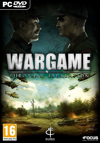 Wargame: Европа в огне / Wargame: European Escalation (2012) PC
