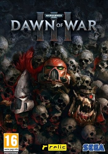 Warhammer 40000: Dawn of War 3 (2017)