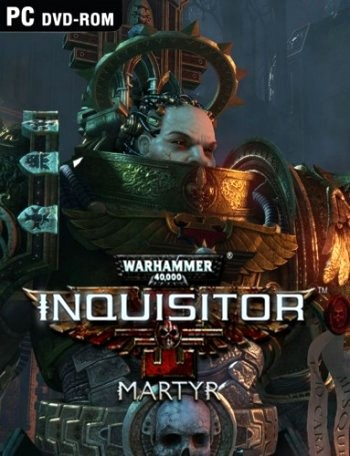 Warhammer 40000: Inquisitor Martyr (2017)