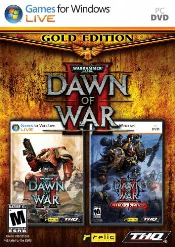 Warhammer 40,000: Dawn of War II - Gold Edition (2010) PC