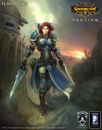 WARMACHINE: Tactics (2014)