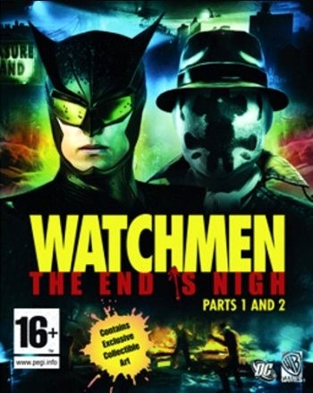 Watchmen: The End is Nigh - Complete Collection (2009) PC