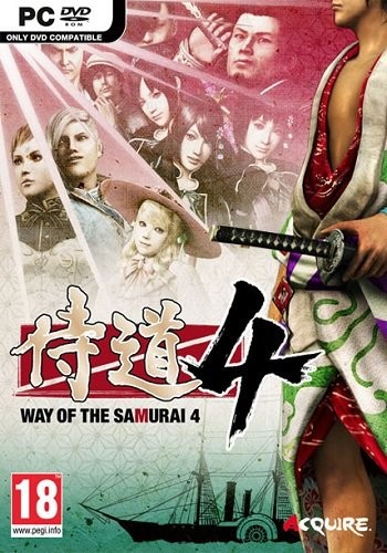 Way of the Samurai 4 (2015) PC