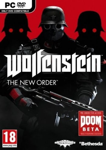 Wolfenstein: The New Order [Update 1] (2014) PC
