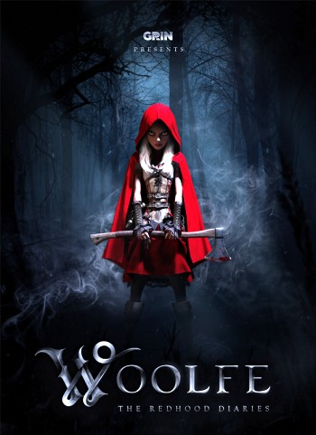 Woolfe: The Red Hood Diaries (2015)