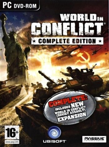 World in Conflict (2009) PC