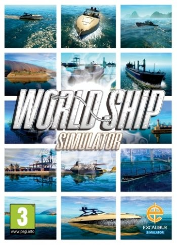 World Ship Simulator (2016) PC