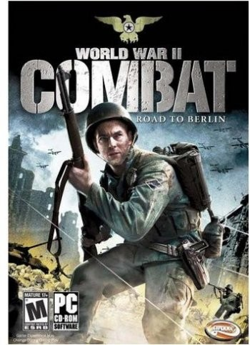 World War II Combat: Road to Berlin (2006) PC