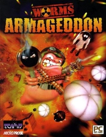 Worms Armageddon (1999) PC