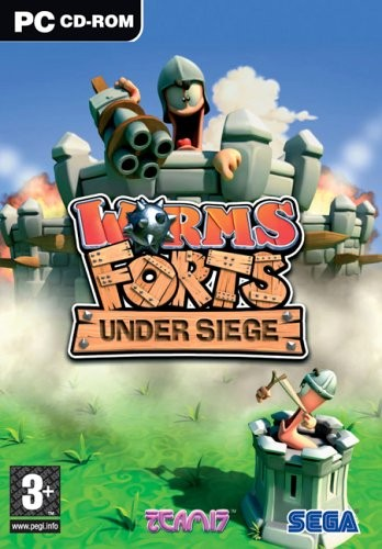 Worms Forts: Under Siege (2004) PC