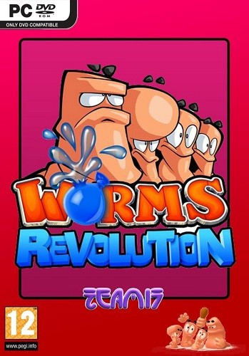 Worms Revolution. Gold Edition (2013) PC