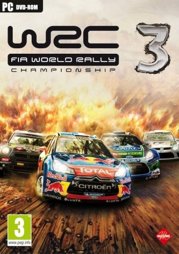WRC 3: FIA World Rally Championship (2012) PC
