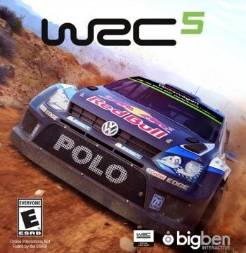 WRC 5: FIA World Rally Championship (2015) PC