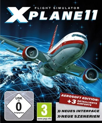 X-Plane 11: Global Scenery (2017) PC