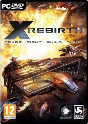 X Rebirth: Collector