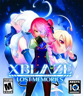 XBlaze Lost: Memories (2016) PC