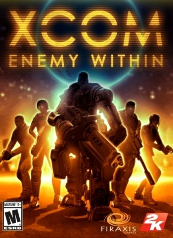 XCOM: Enemy Within (2013) (PC/RUS)