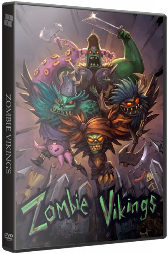 Zombie Vikings (2015) PC