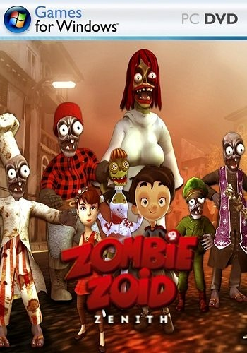 ZombieZoid Zenith (2015) PC